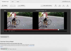 Fitur Baru YouTube – Pengabur Wajah