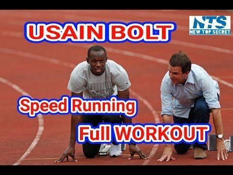 Usain Bolt Run Training | Best Speed Workout Techniques | Motivation Highlights - YouTube
