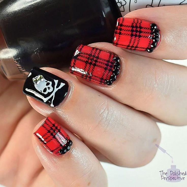 Punk nails                                                                                                                                                                                 More