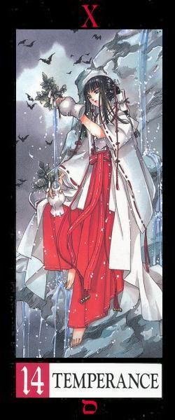 'The Temperance' (personificado por Arashi Kishu)