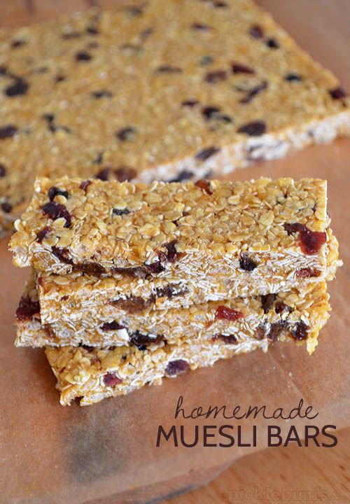 Homemade Muesli Bars - I finally cracked the recipe and am sharing my tips to help you get it right