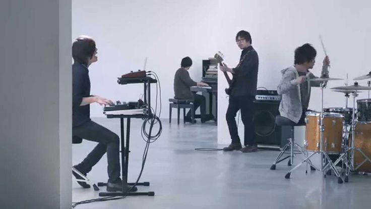 "androp「Ghost」(from 6th Single ""Ghost"" ) フジテレビ系ドラマ「ゴーストライター」主題歌"
