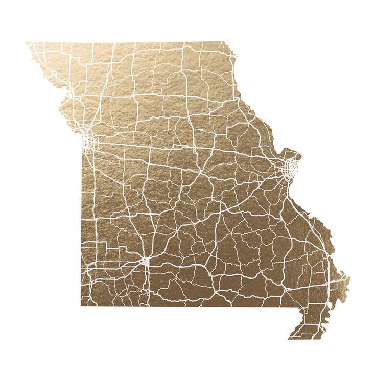 Missouri County Map With Roads%0A Regional Map Of Australia