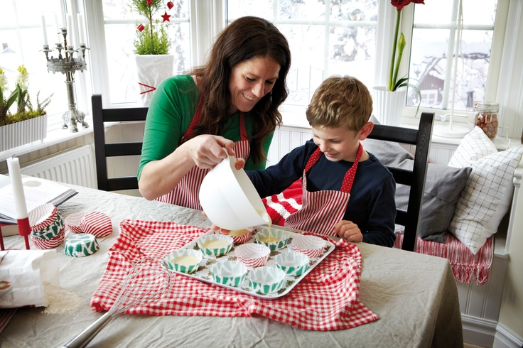 Disfruta de la cocina con tus hijos