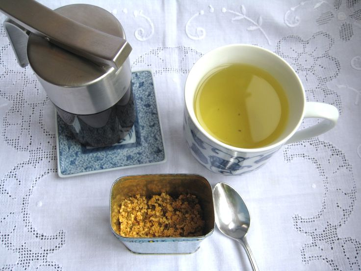 Dried Elderflowers for Tea