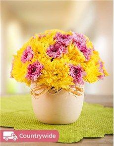 Easter - Flowers: Happy Easter Arrangement!