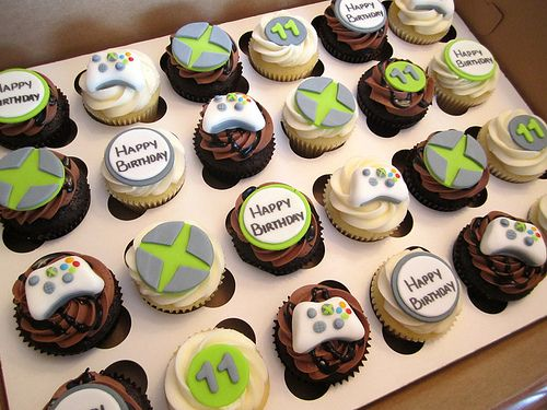 Birthday Cupcakes The new Trend in Birthday cupcakes