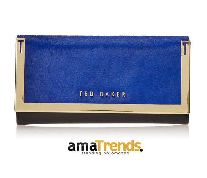 Ted Baker Metal Corners Purse