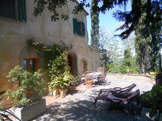 Ferienhaus , toskana, zwischen Pisa und Florenz und nicht weit vom Meer