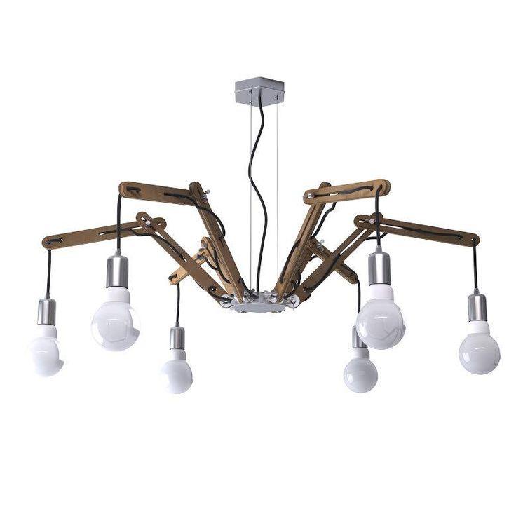 Lampa z Rayo Oświetlenie
