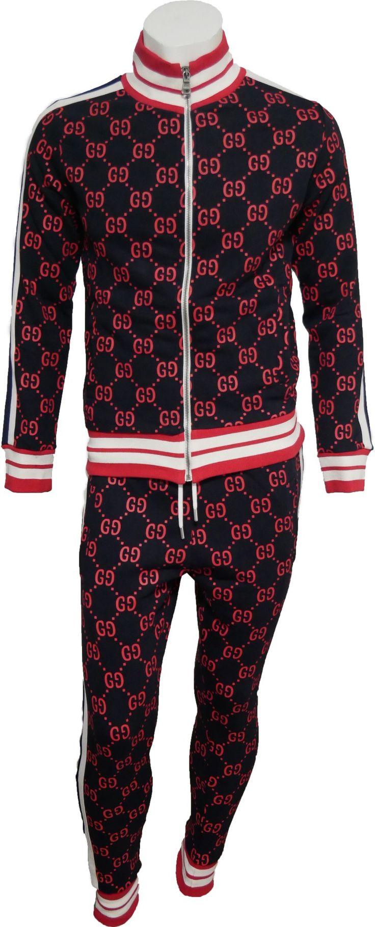Anzug Gucci
