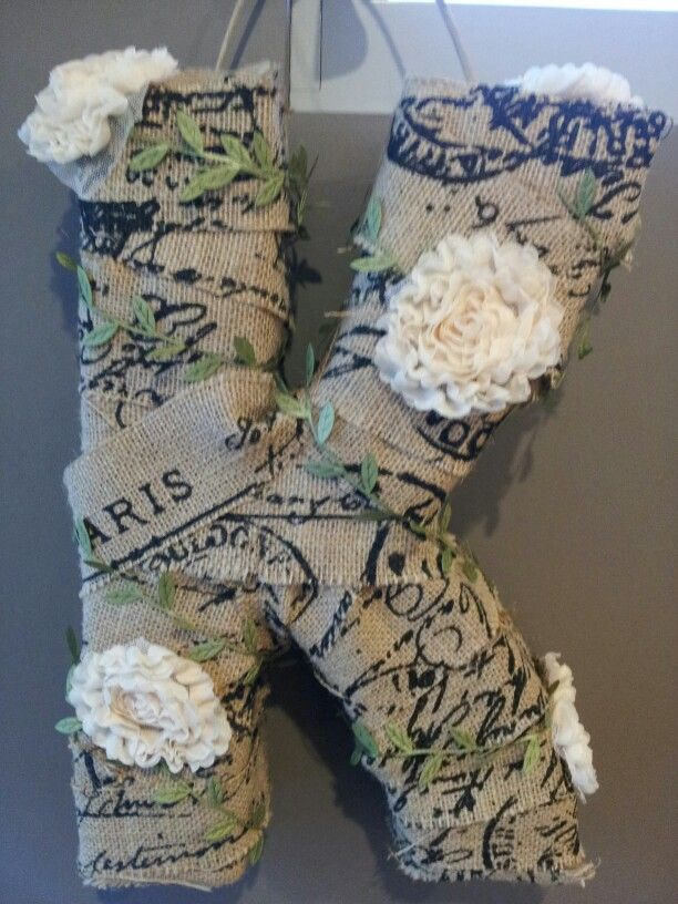 K - wreath