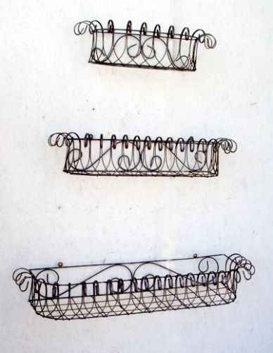 1000 Ideas About Wrought Iron Window Boxes On Pinterest
