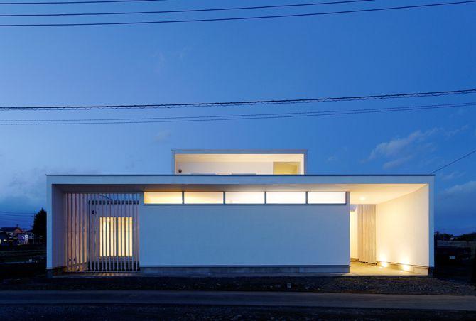 島田博一建築設計室 / 栃木県 建築設計事務所 / 栃木県栃木市HOUSE-SMT