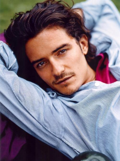 Orlando Bloom...  Oh yeah!