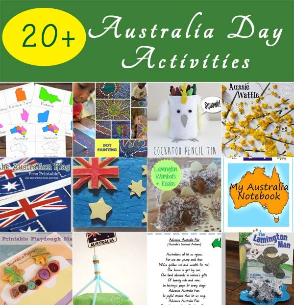 Australia Day is celebrated on the 26th January with a public holiday. As this day is in the middle of summer, it usually consists of a backyard game of cricket and maybe a trip to the beach. This is also a great time to learn about Australia. Below are 20+ Australia Day activities for you to …