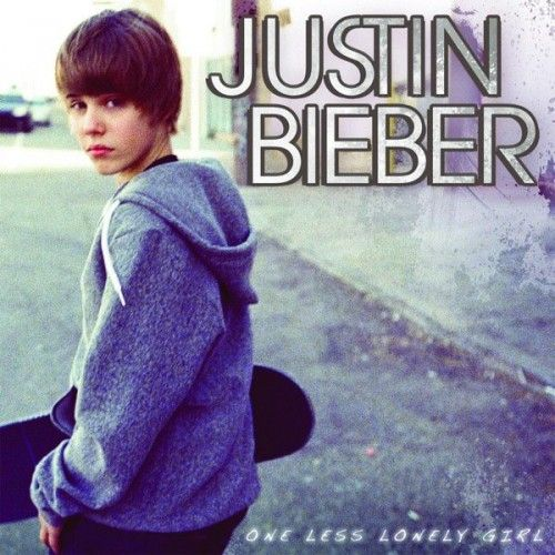 Justin Bieber - One less lonely girl (CD Single) - 2009.