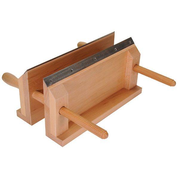 Portable Backing Press