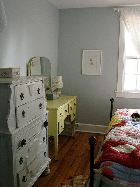 Behr light french gray new master bedroom http best - Light grey paint color for bedroom ...