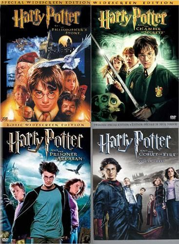 Harry Potter Book Movie : Best images about movies derived from books on
