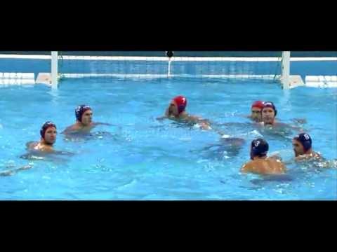 Men's Water Polo Great Britain vs USA London Olympics 2012