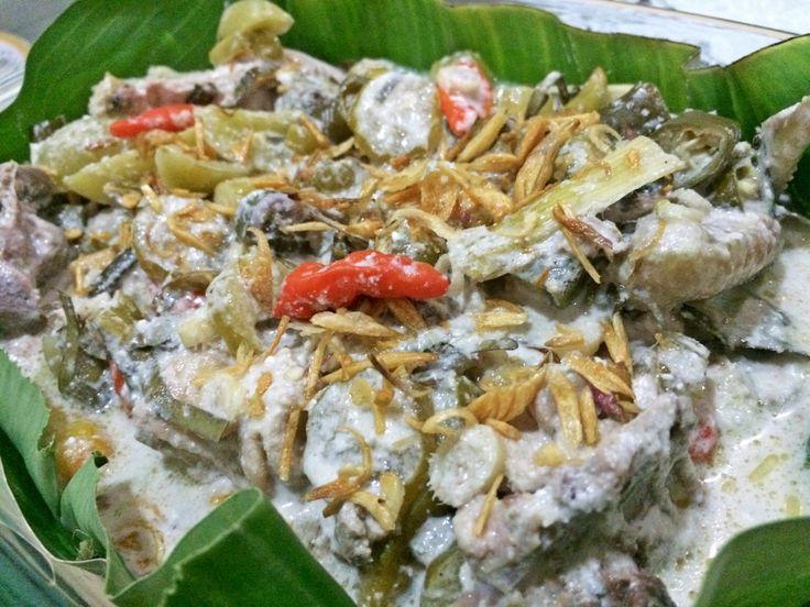 Garang Asem Ayam  #indonesia #localfood