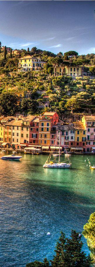Portofino, Italy. http://www.mediteranique.com/hotels-italy/