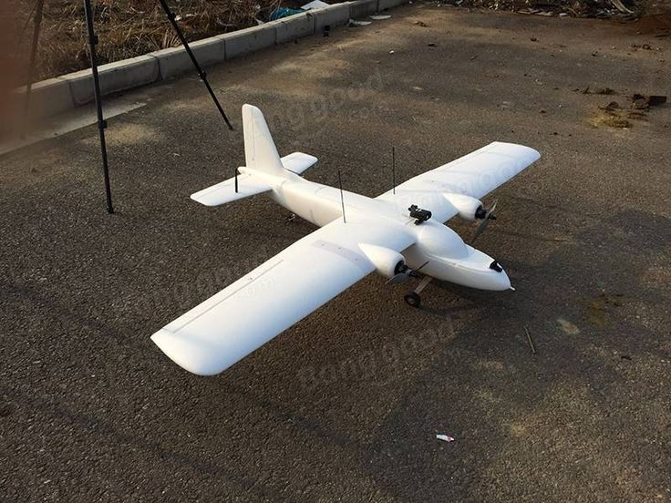 My Twin Dream MTD FPV 1800mm Wingspan EPO RC Airplane Kit