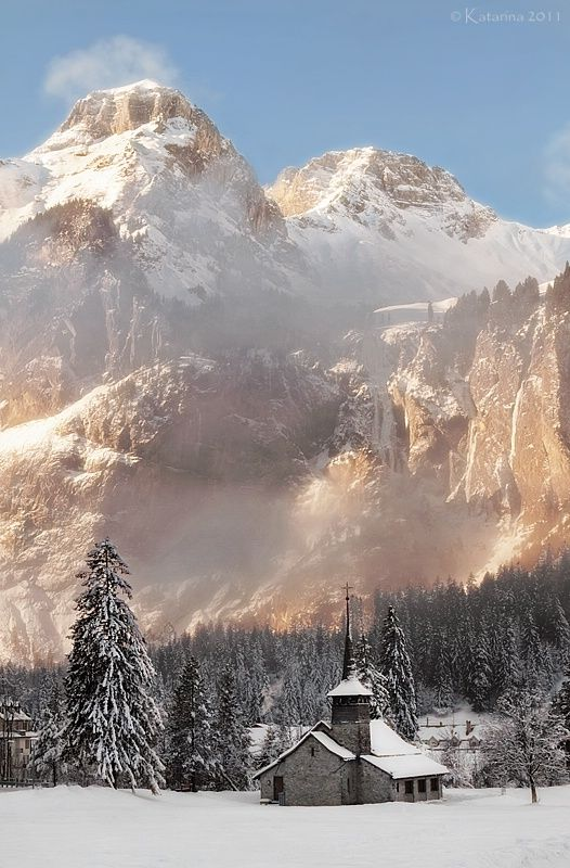 Kandersteg #Switzerland #Luxury #Travel Gateway VIPsAccess.com