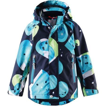 Reima Куртка для мальчика Reimatec Reima  — 4499р. ------------- Демисезонная куртка для детей рассчитана на круглогодичное использование, будь то дождь или солнечная погода, просто в холодную погоду необходимо добавить несколько слоев Reima®. Обратите внимание, что с удобной системой кнопочных застежек Play Layers® можно легко пристегнуть к куртке несколько слоев Reima® для создания дополнительного тепла и комфорта. Сетчатая подкладка куртки из качественного, водонепроницаемого и дышащего…