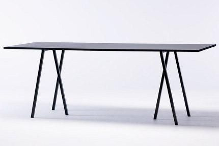 Loop Stand Table by Hay