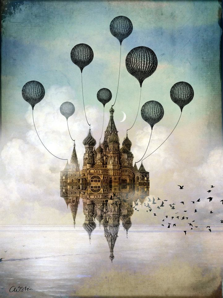 Surreal Digital Art ~ Catrin Welz-Stein | Tutt'Art@ | Pittura * Scultura * Poesia * Musica |