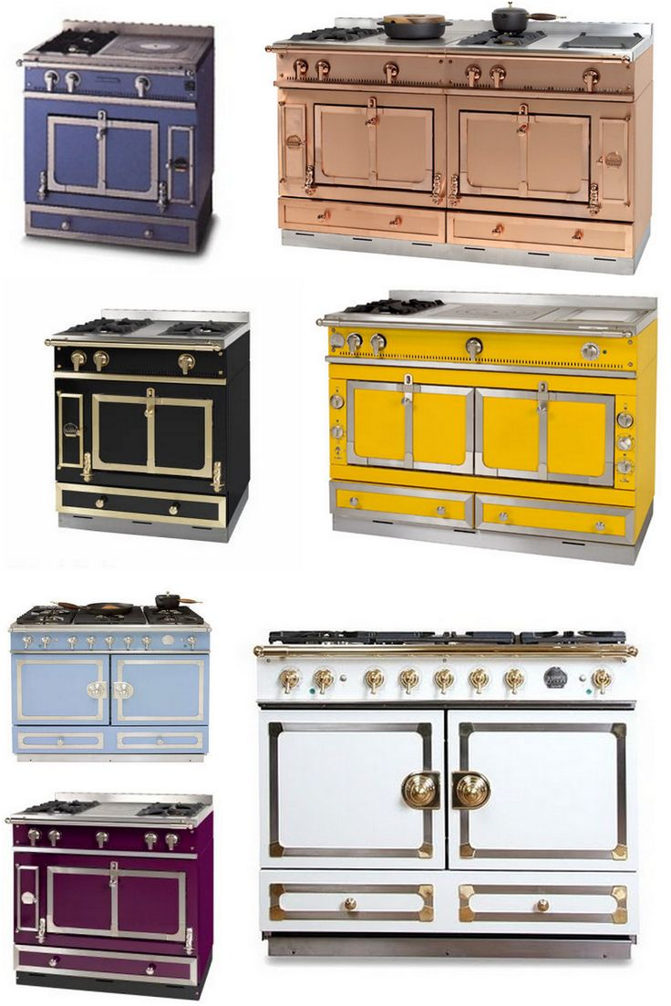 la cornue images I love this stove yellow for me I'll take one!
