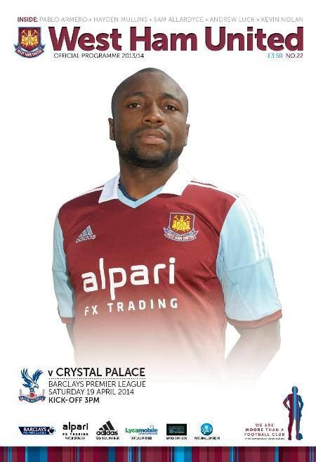 West Ham United - Barclays Premier League