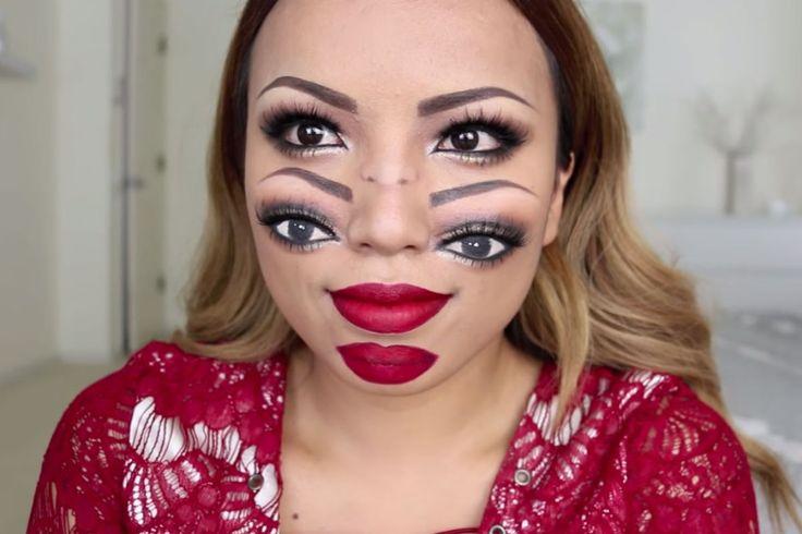 Manca poco ad Halloween, e se vuoi realizzare un trucco perfetto per l'occasione ti consigliamo di seguire i tutorial della nota make up artist americana.