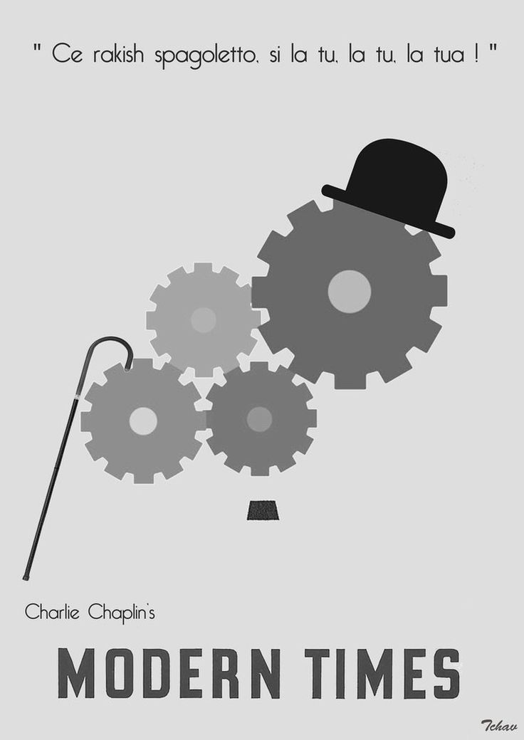charlie chaplins modern times movie analysis The kid movie analysis analysis of – the kid (charlie chaplin in this case the music is dramatic and soft at times and adds to the mood in each scene.