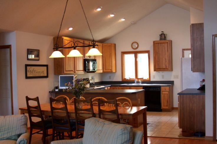 Best kitchen lighting for high ceilings http for Best kitchen lighting