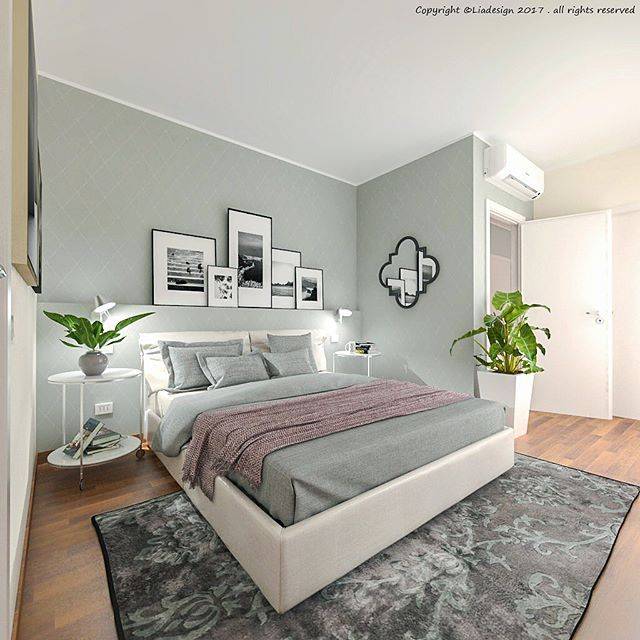 Oltre 25 fantastiche idee su carta da parati per camera da for Piani di un appartamento con una camera da letto