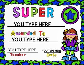 make your own certificate