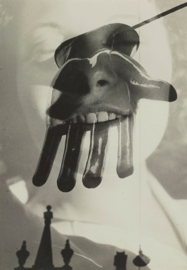 JEAN MORAL 1906-1999 DOUBLE EXPOSURE