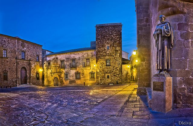 Catedral de Caceres / Caceres cathedral (Extremadura, Spain) | Flickr - Photo Sharing!