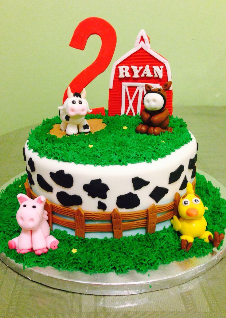 Pinterest Birthday Cakes For Boys