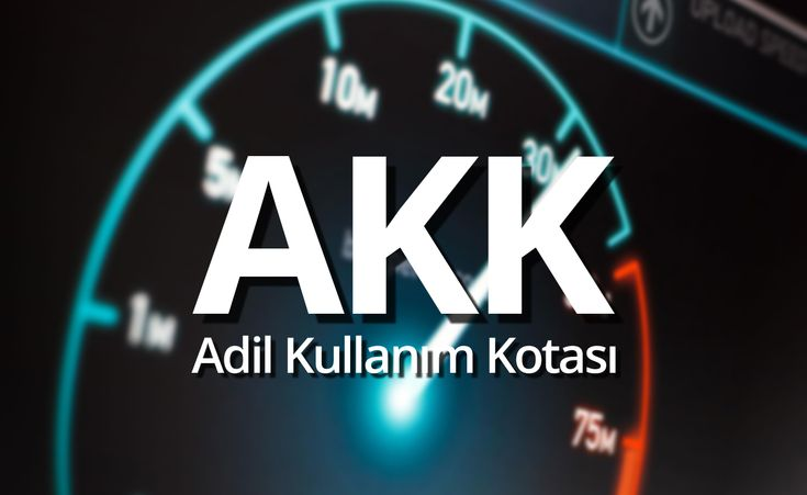 AKK'nın kademeli olarak sonlandırılacağını vurgulayan Arslan, internet kullanıcılarının yaşadığı mağduriyeti en aza düşürmeyi hedefliyor.