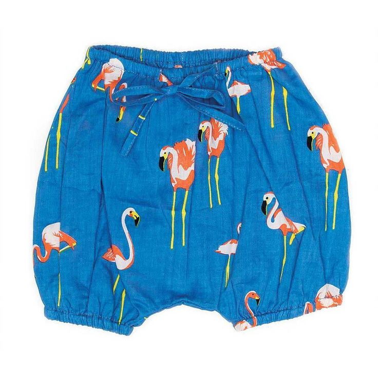 Zuttion - The Story Of Flamingo Shorts
