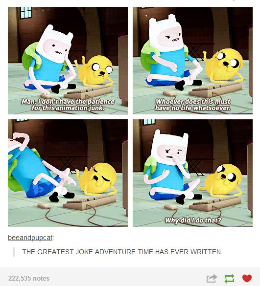 This is my favorite Adventure Time episode!