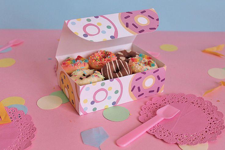 Oltre 25 fantastiche idee su mini ciambelle su pinterest for Foderare una scatola