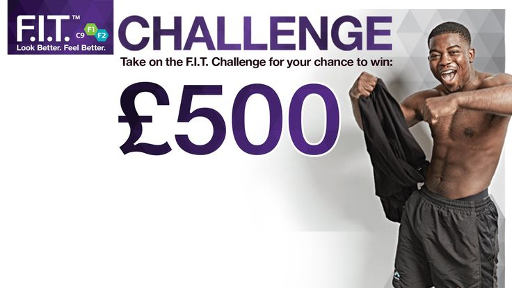 F.I.T. Challenge | It's your turn.  Lose Ilbs and win £500 and products from Aloe Andi Forever at www.aloeandi.fp.com