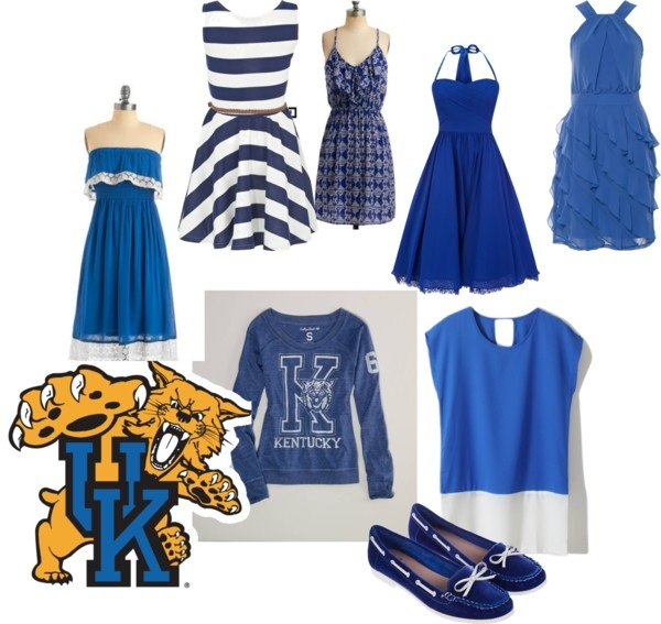 Kentucky Game Day Fashion