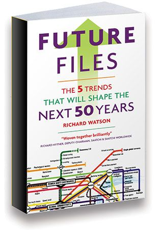Been around for a bit, but given Richard is predicting the next 50 years it's still worth a read. If you work in creative/digital the media and entertainment stuff will feel well read, but the trends you won't have thought a lot about as part of your job are def interesting. Richards predictions about the 5 things that won't change in the next 50 years are just as valid.