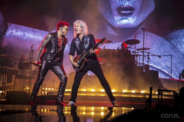 Queen & Adam Lambert @ Air Canada Centre